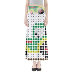 Tractor Perler Bead Maxi Skirts