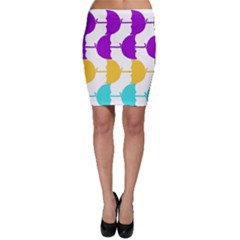 Umbrella Bodycon Skirt