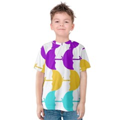 Umbrella Kids  Cotton Tee