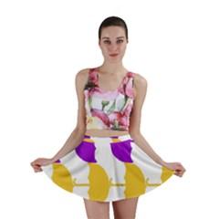 Umbrella Mini Skirt