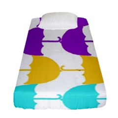 Umbrella Fitted Sheet (Single Size)