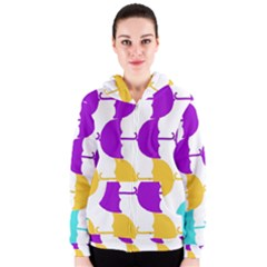 Umbrella Women s Zipper Hoodie