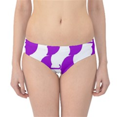 Umbrella Hipster Bikini Bottoms