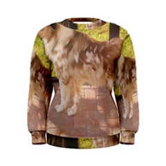 Australian Shepherd Red Merle Full Women s Sweatshirt