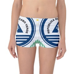 National Emblem of Cape Verde Boyleg Bikini Bottoms