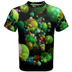 Abstract Balls Color About Men s Cotton Tee
