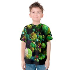Abstract Balls Color About Kids  Cotton Tee