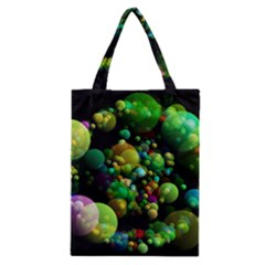 Abstract Balls Color About Classic Tote Bag