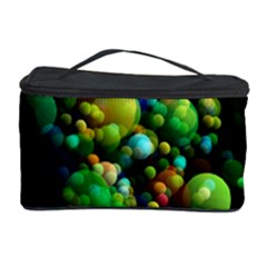 Abstract Balls Color About Cosmetic Storage Case