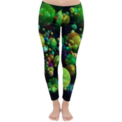 Abstract Balls Color About Classic Winter Leggings