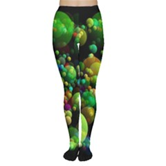 Abstract Balls Color About Women s Tights