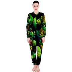 Abstract Balls Color About OnePiece Jumpsuit (Ladies)