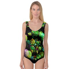 Abstract Balls Color About Princess Tank Leotard