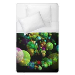 Abstract Balls Color About Duvet Cover (Single Size)