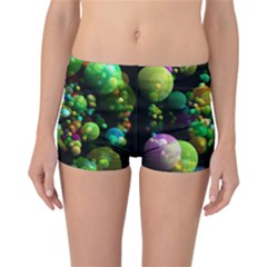 Abstract Balls Color About Reversible Bikini Bottoms