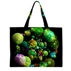 Abstract Balls Color About Large Tote Bag