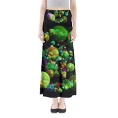 Abstract Balls Color About Maxi Skirts