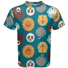 Animal Pattern Men s Cotton Tee