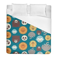 Animal Pattern Duvet Cover (Full/ Double Size)
