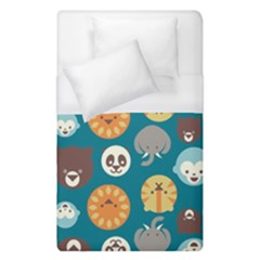 Animal Pattern Duvet Cover (Single Size)
