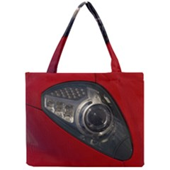 Auto Red Fast Sport Mini Tote Bag