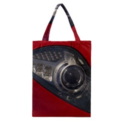 Auto Red Fast Sport Classic Tote Bag