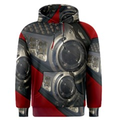 Auto Red Fast Sport Men s Pullover Hoodie