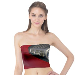 Auto Red Fast Sport Tube Top