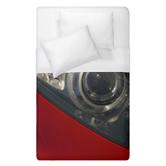 Auto Red Fast Sport Duvet Cover (Single Size)