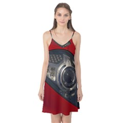 Auto Red Fast Sport Camis Nightgown