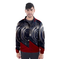 Auto Red Fast Sport Wind Breaker (Men)