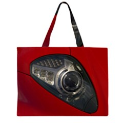 Auto Red Fast Sport Large Tote Bag