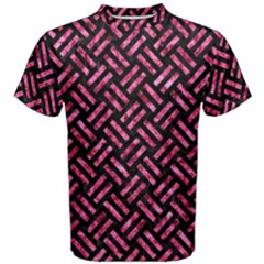 WOV2 BK-PK MARBLE Men s Cotton Tee