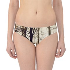 Forest Fog Hirsch Wild Boars Hipster Bikini Bottoms