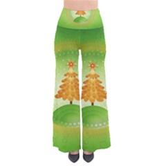 Beautiful Christmas Tree Design Pants