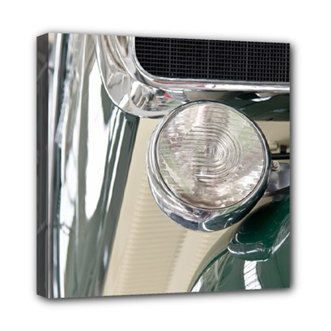 Auto Automotive Classic Spotlight Mini Canvas 8  x 8
