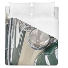 Auto Automotive Classic Spotlight Duvet Cover (Queen Size)