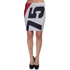 Car Auto Speed Vehicle Automobile Bodycon Skirt