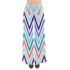 Chevrons Colourful Background Pants
