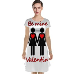 Be my Valentine 2 Cap Sleeve Nightdress