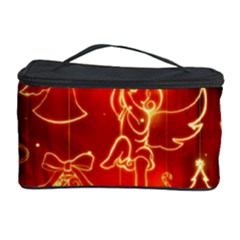 Christmas Widescreen Decoration Cosmetic Storage Case