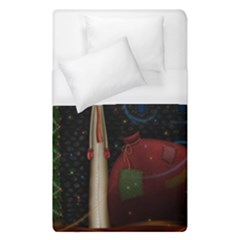 Christmas Xmas Bag Pattern Duvet Cover (Single Size)