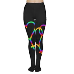 Love is love Women s Tights