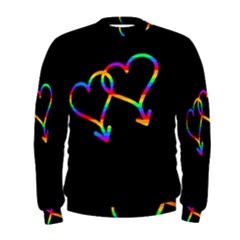 Love is love Men s Sweatshirt