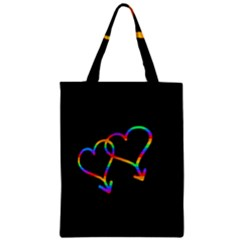 Love is love Zipper Classic Tote Bag