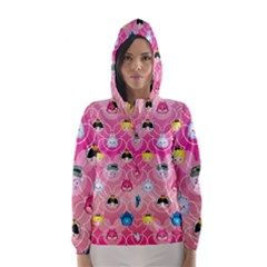 Alice In Wonderland Hooded Wind Breaker (Women)