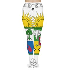 Coat of Arms of The Central African Republic Women s Tights