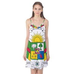 Coat of Arms of The Central African Republic Camis Nightgown