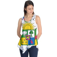 Coat of Arms of The Central African Republic Sleeveless Tunic