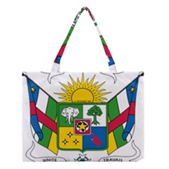 Coat of Arms of The Central African Republic Medium Tote Bag